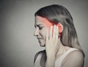 Girl suffering from Trigeminal Neuralgia, curable by acupuncture at Northside Health