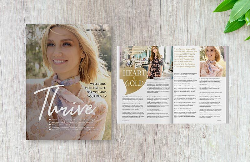 Thrive E-magazine, Issue 7, the mid year edition of Northside Health, Coffs Harbour